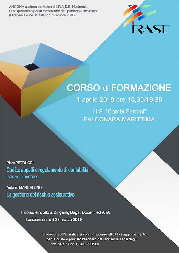locandina Petrucci Marcellino-1 aprile 2019
