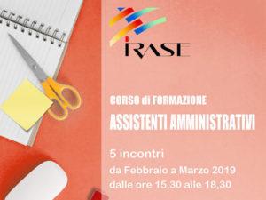 Corso di formazione assistenti amministrativi