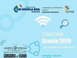 CONCORSI SCUOLA 2020 …Tra straordinario e ordinario!