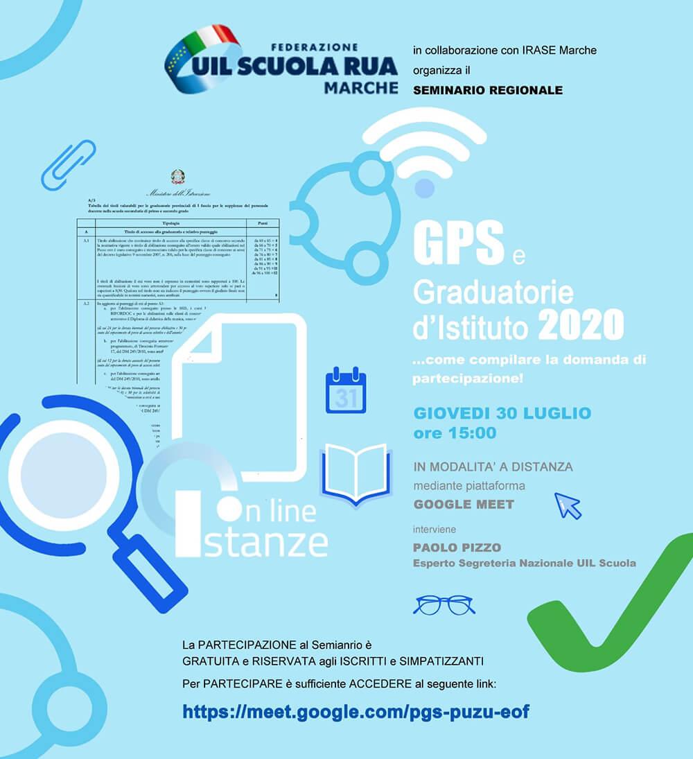 Locandina Webinar 30 luglio: CONCORSO ORDINARIO… come compilare la domanda di partecipazione