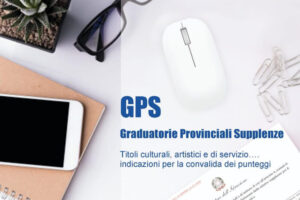 Seminario GPS Graduatorie Provinciali per le Supplenze – 8 ottobre